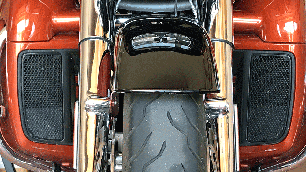 Road Glide Vent Screen Specifications