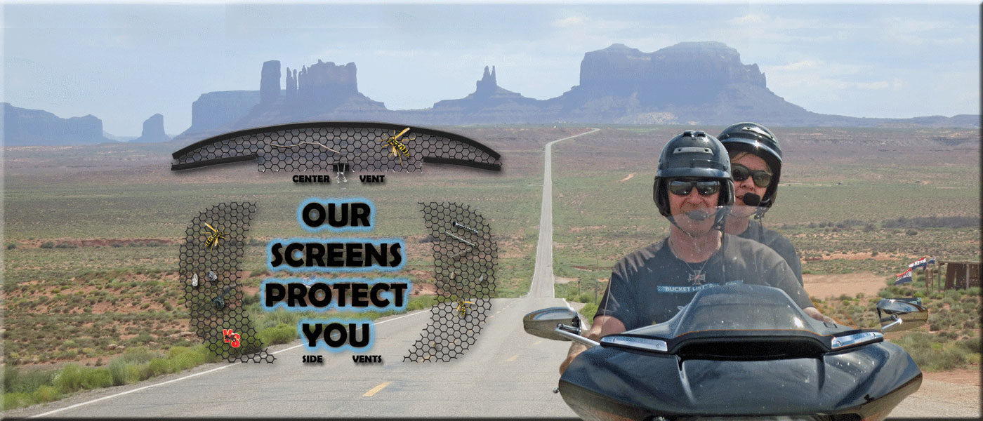 Enhance your Open Road experience! Order your Triple SPLITSCREENS today!