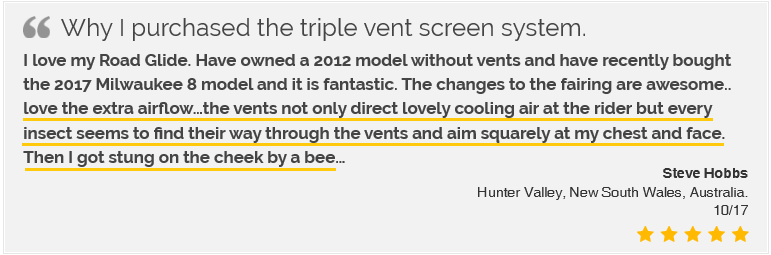 Triple SPLITSCREENS Provide Allergy Protection from Stinging Insects!