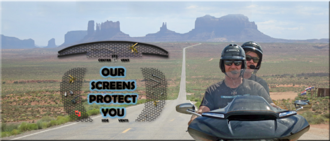 Enhance your Open Road experience with Triple SPLITSCREENS!
